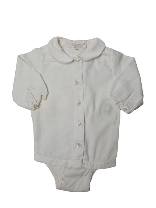 OVALE boy or girl bodysuit 3m