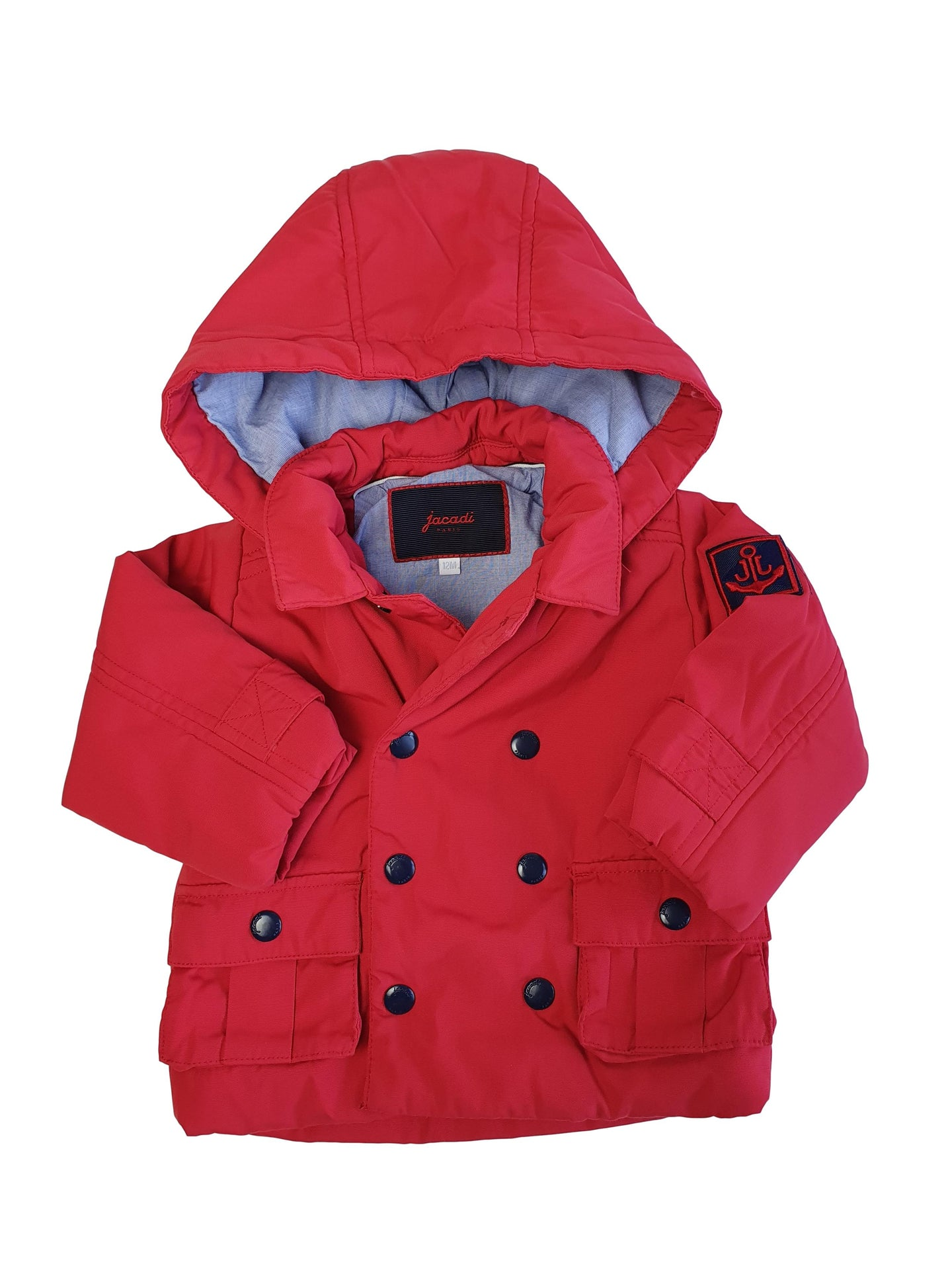 JACADI boy or girl jacket 12m