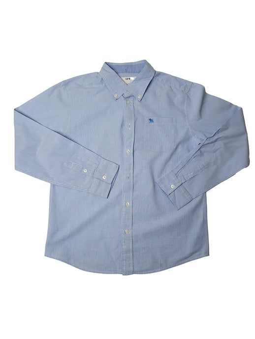 MONOPRIX boy shirt 12yo