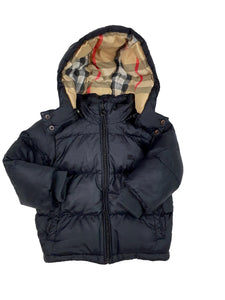 BURBERRY boy or girl jacket 18m