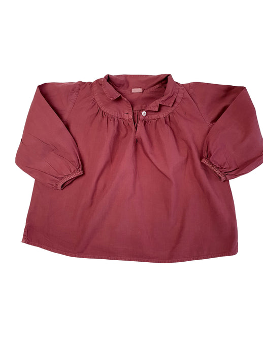BONTON girl blouse 4yo defects
