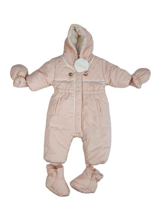 CHLOE NEW girl snowsuit 3m