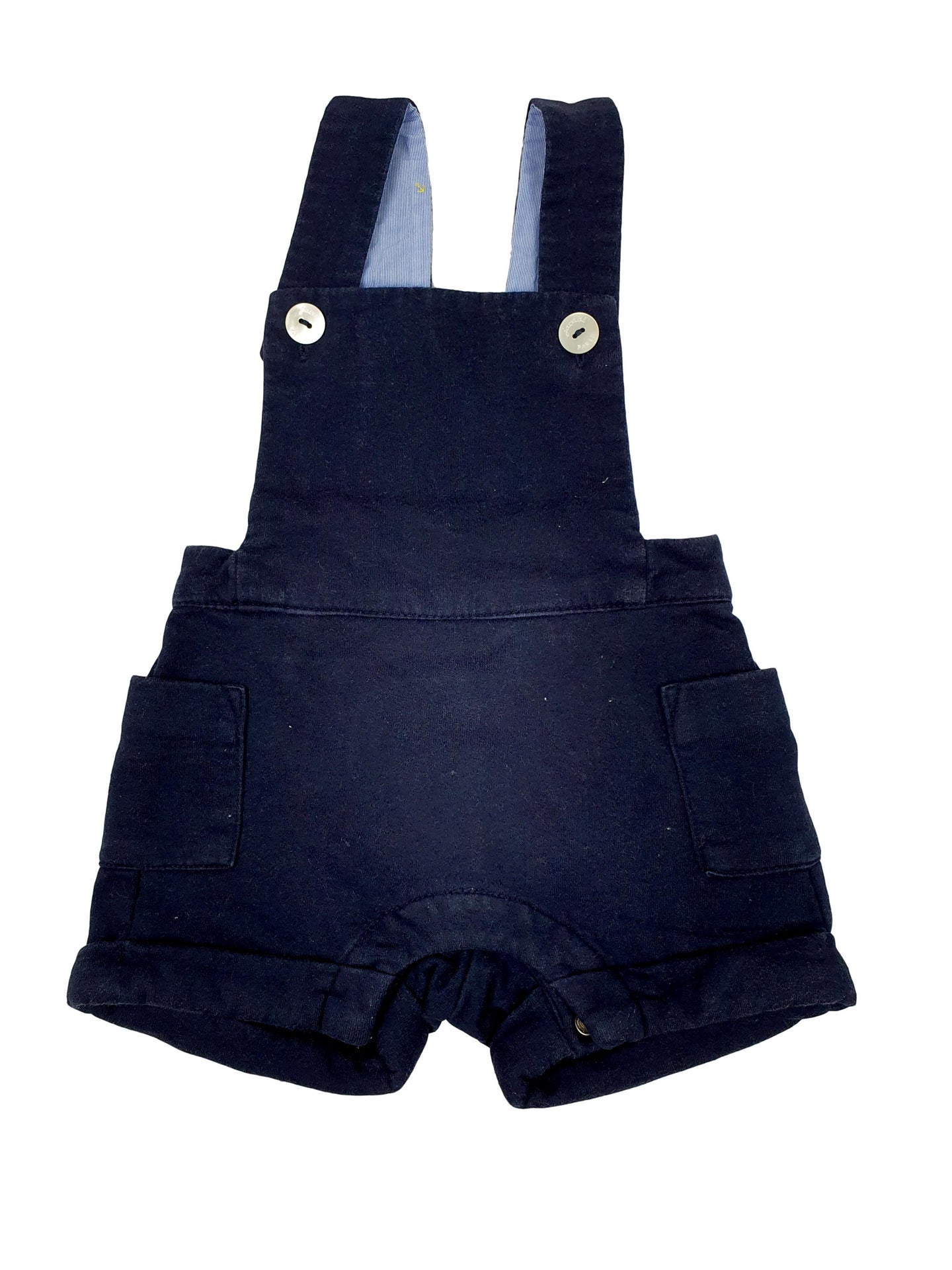 JACADI boy dungaree 6m