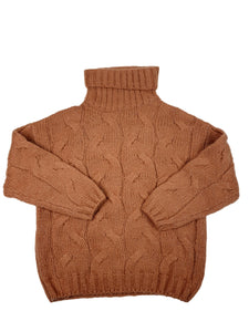 ZARA girl turtleneck jumper 10yo