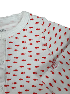PETIT BATEAU boy or girl top 3m
