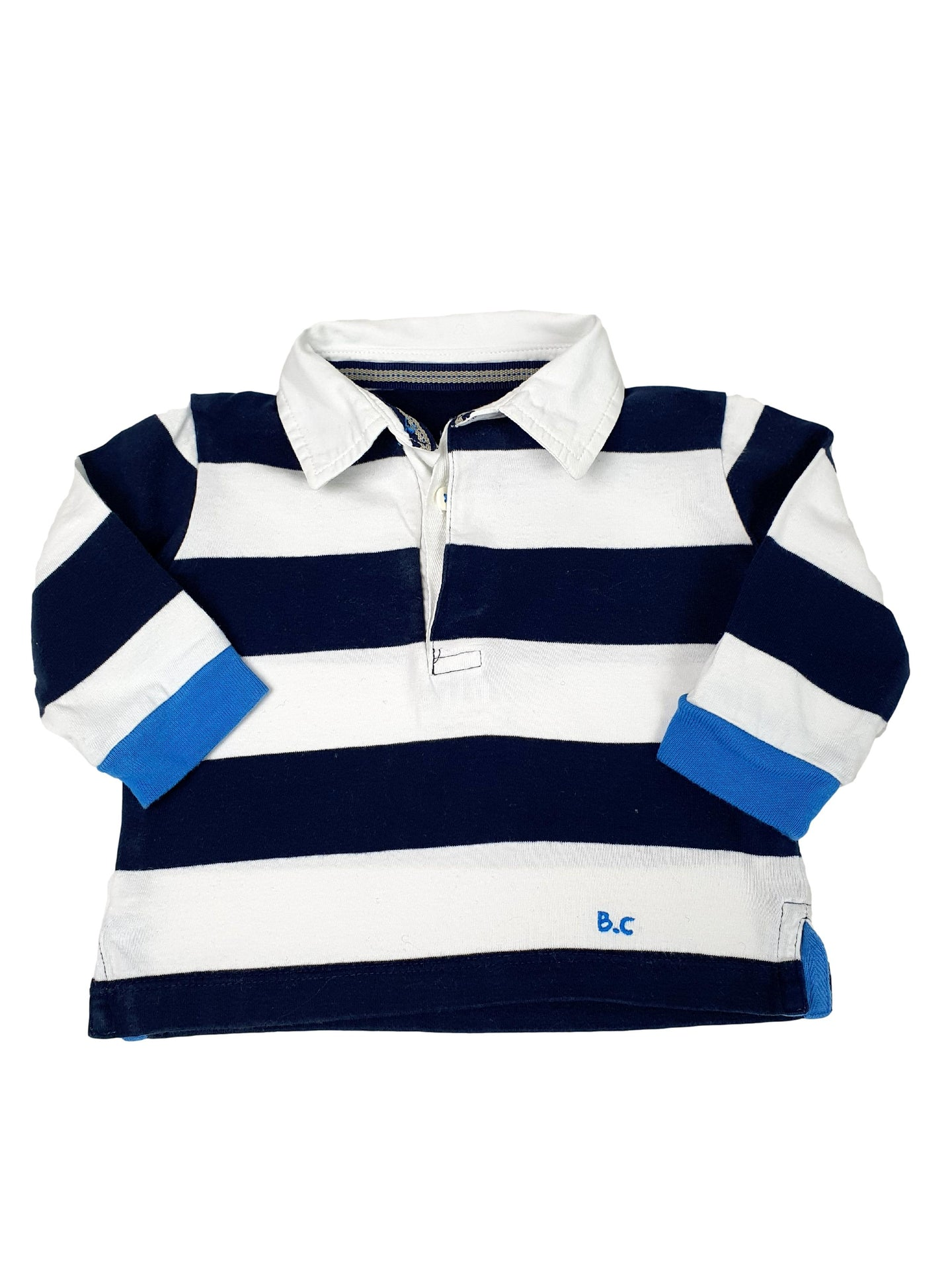 BOUTCHOU boy polo 6m