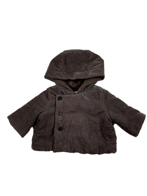 BONPOINT boy or girl coat 3m