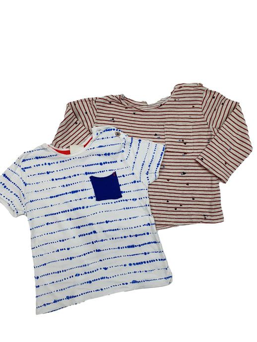ZARA boy tee shirt 12/18m