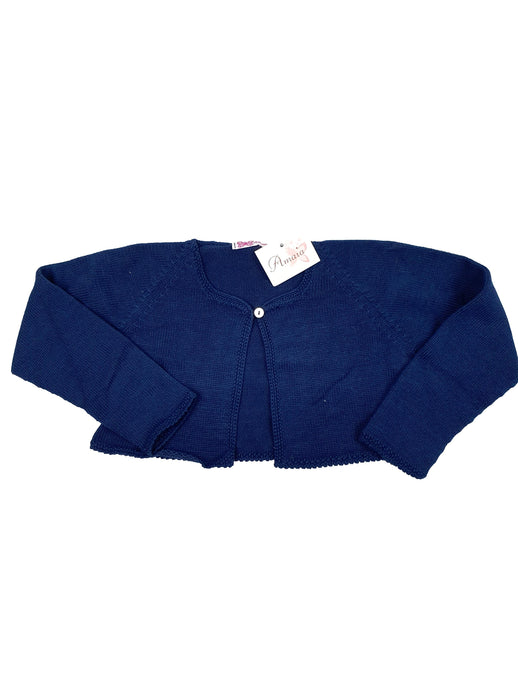 AMAIA outlet girl cardigan (bolero) 3yo and 4yo