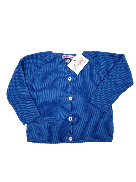 AMAIA outet girl or boy cardigan 12m