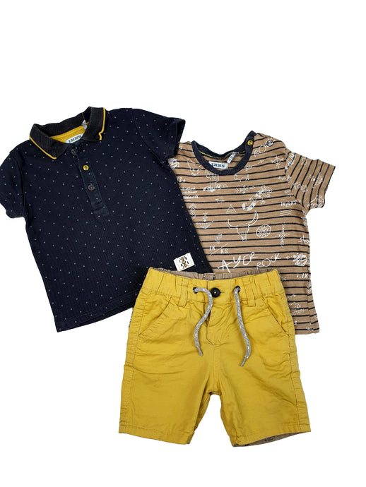 IKKS boy set 12m