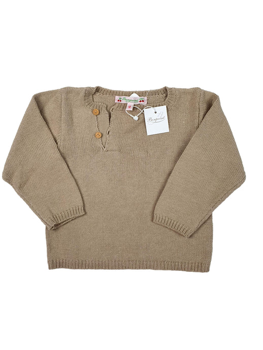 BONPOINT NEW boy or girl jumper 12m