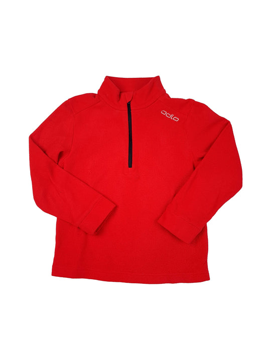 ODLO boy or girl fleece sweat 4yo