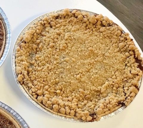 Dutch Apple Pie 9 inch