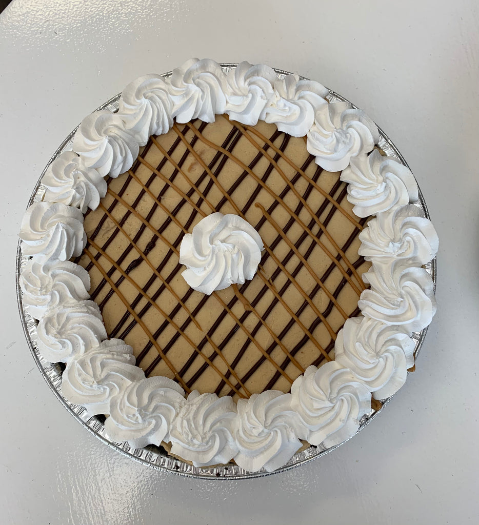 Peanut Butter Pie 12 inch