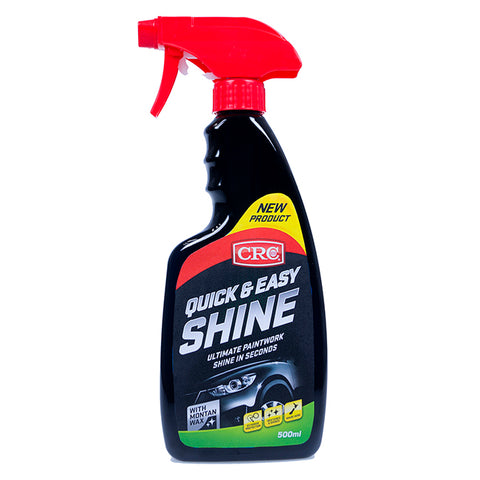 CRC9205 - Quick & Easy Shine 500ml