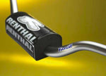 Renthal Fatbars are a tapered, braceless bar design which combines excellent strength and good resilience - bar pad is not included but is available separately