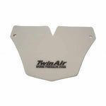 TA-177760W - white Twin Air helmet mud deflector