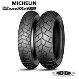 Michelin Scorcher 32 - For the first time, Harley-Davidson Fat Bob riders can enjoy the benefits of Michelin tyres