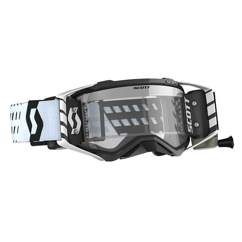 S272822-1007113 - Prospect WFS Goggle Black/Whit Clear Works