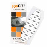 AH-PL000404 - Fog City Universal clear lens is the perfect solution to prevent fog on the inside of the visor of any helmet!