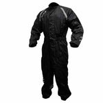 RJ-TJ0015BK(size) -  Rjays Tempest rainsuit in black colourway