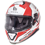 MT Thunder 3 Effect White Red
