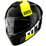MT Blade 2 SV 89 Black Fluro Yellow