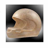 PB-SNC2 Shell: Super Fibre and other special synthetic fibres, with superb tensile strength and flexibility characteristics, developed for F-1 helmet visor panel, assembled and bonded by Arai experts, reinforcing across the forehead area