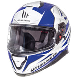 MT Thunder 3 Effect White Blue