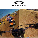 See the difference between riding with Oakley Prizm lens goggles and without them