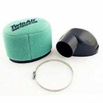 TA-156058P - Comes with plastic composite intake tube, backfire filter and mounting hardware. (TA-156058FR is the replacement filter, and this kit must be installed first)