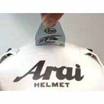 Rounder, smoother, stronger shell. The outer shell of Arai helmets is designed to glide without unnecessary resistance. You don't want to decelerate your helmet more than necessary. All Arai vents & ducts are designed to break off during impact