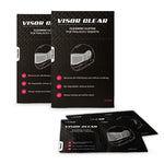 Pinlock Visor Clear 8 sets