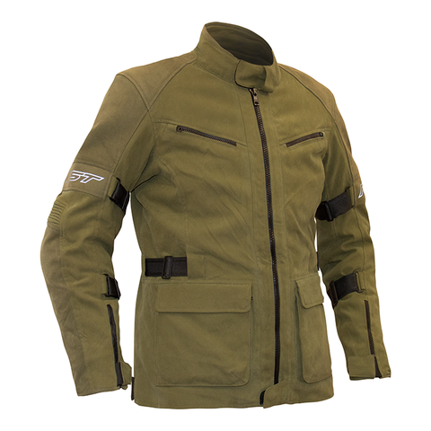 RST RAID TEXTILE JACKET [MILITARY GREEN]
