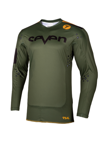 Rival Trooper Jersey Olive