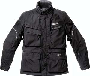 Spidi Ergo 05 Robust Jacket Black
