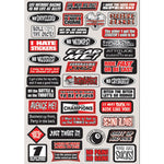 Factory Effex Fun Phrases Sticker Sheet