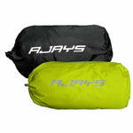 RJ-TJ0015BK or RJ-TJ0015BKYE - Rjays Tempest rainsuits (in black or black/yellow colourways) come with a carry bag for convenient storage