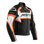 RST TRACTECH EVO R TEXTILE JACKET [FLO RED]