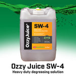 CRCSW4 - Heavy duty degreasing solution