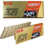520ERVT Narrow Chain Gold