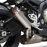 BMW S1000 RR 17-18 RP1-GP Slip-on Titanium