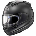 AH-34MBx - Arai RX-7V full face helmet in Matt Black colourway