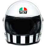 AGV LEGENDS X3000 [INVICTUS WHITE/BLACK]