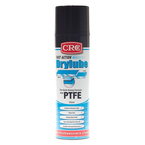 CRC3049 - Drylube with PTFE 500ml