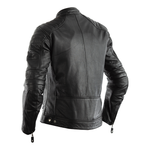 RST ROADSTER 2 LADIES LEATHER JACKET [BLACK]