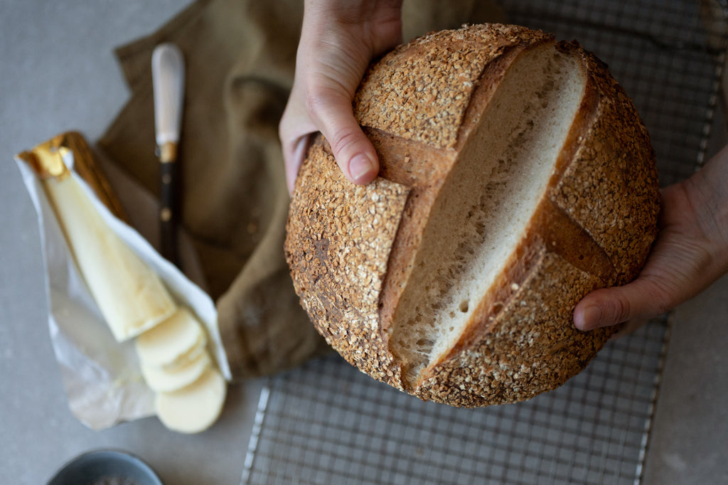 Sydney Private Chef Gerald Touchard Homemade Bread