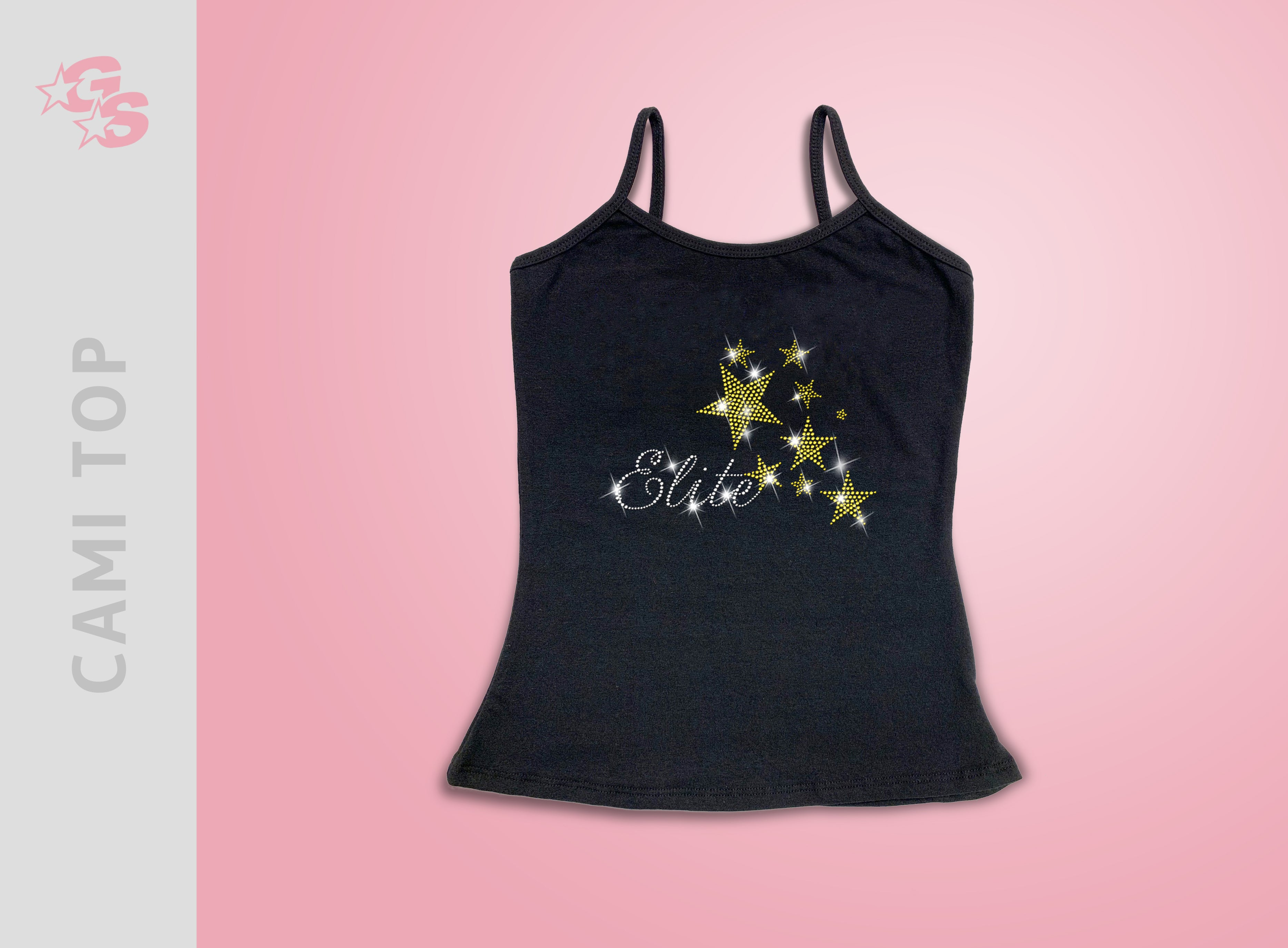 Perry Hall Elite Cheerleading Cami Top