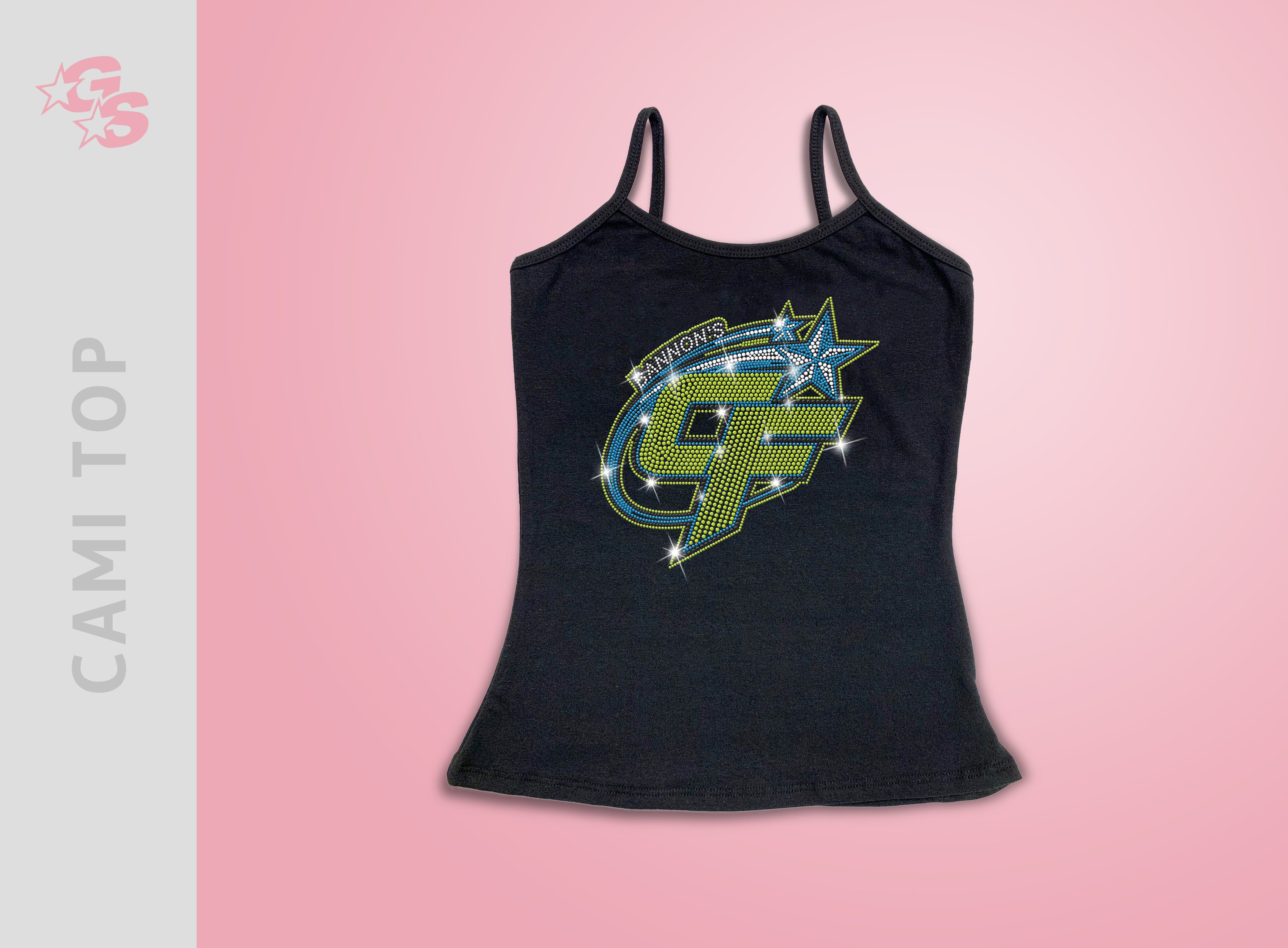 Bannon's Cheer Force Cami Top